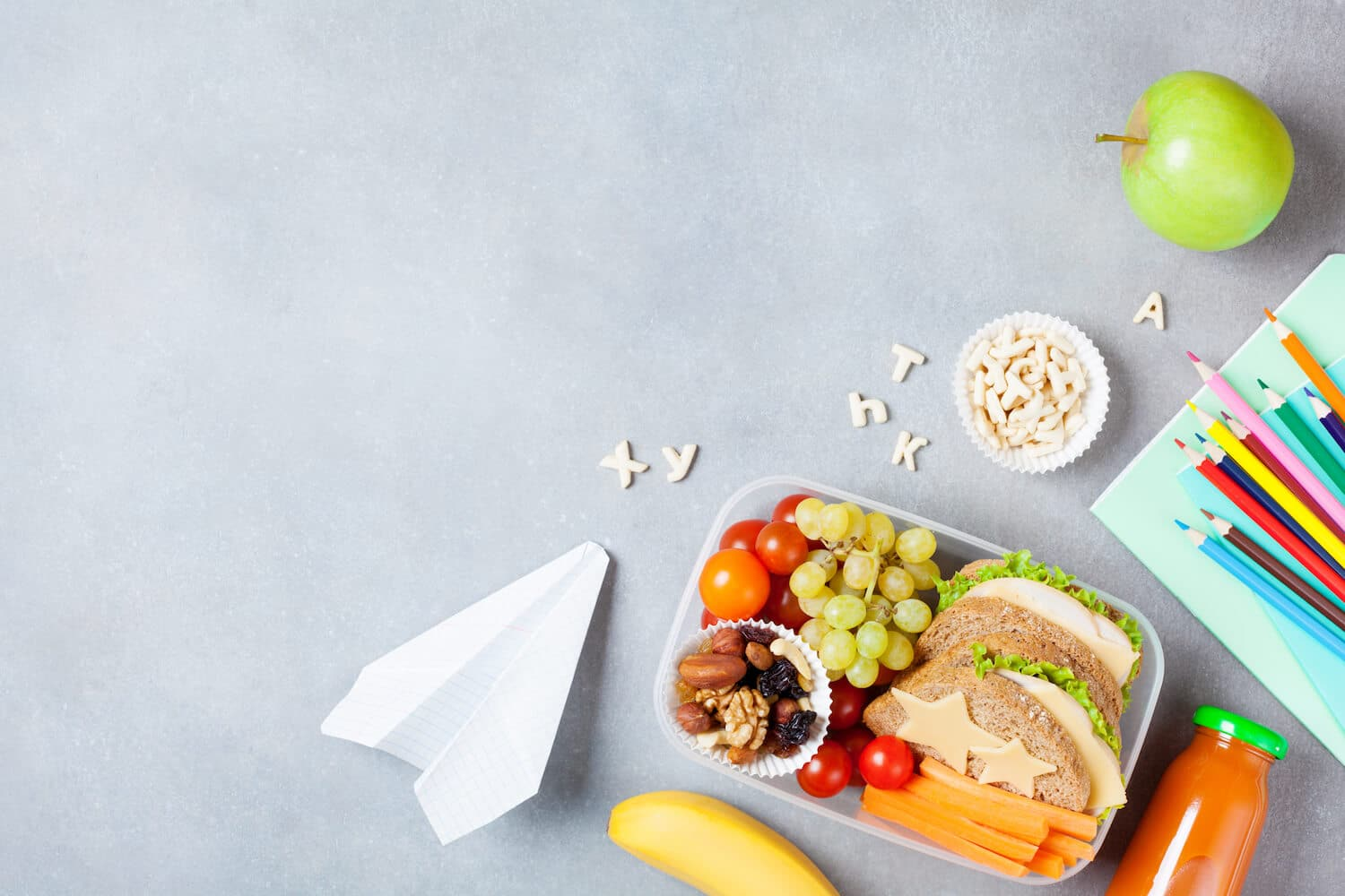 What's in your kids' lunchbox?